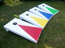 Cornhole - Euro Plus Set
