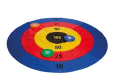 Disk Deluxe - Throwing Disk Target Game