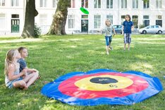 Disc Deluxe - Throwing Disc Target Game