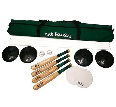 Garden Games Club Rounders Set