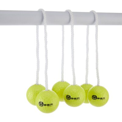 Spare Bolas for Uber Ladder Golf (set of 3 - yellow)