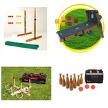 Outdoor Throwing Games Bundle