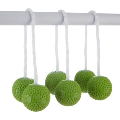Spare Bolas for Uber Ladder Golf - Soft (set of 3 - green)