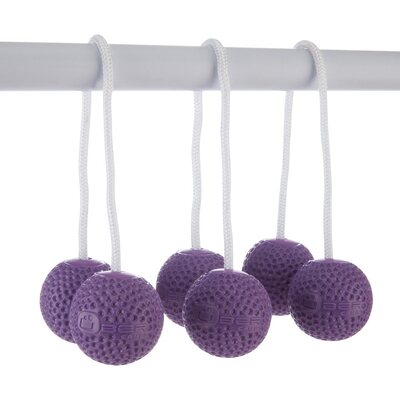 Spare Bolas for Uber Ladder Golf - Soft (set of 3 - purple)