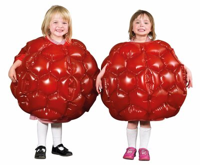 Belly Bump Balls - Pack of Two - Junior