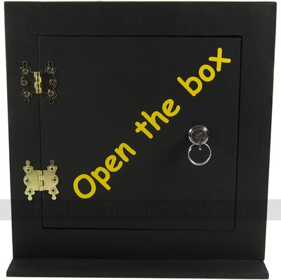 Open the Box Game