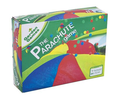 Parachute Game by Garden Games - 2.5m