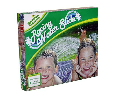 Racing Water Slide Game