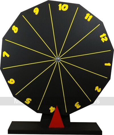Spin the Wheel / Wheel of Fortune (50cm)