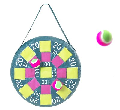 Target Toss - Inflatable Darts Game