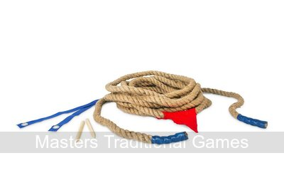Tug of War Game, 10 metre rope - BS Toys GA231