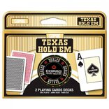 COPAG Double Deck Poker Card Set with Dealer Button