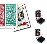NTP Long Life 100% PVC Floreales Poker Playing Cards
