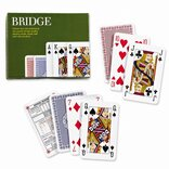 Bridge Set by Piatnik - 2 decks of cards, score pad & rules