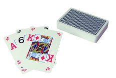 COPAG Texas Hold-em poker cards (peek index)