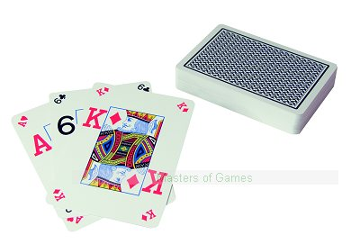 2 decks of COPAG Texas Hold-em 100% plastic poker cards