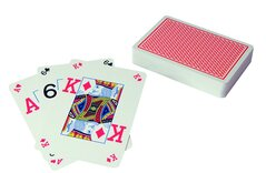 COPAG Texas Hold-em 100% Plastic Poker Cards