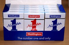 Carton of 12 x Waddingtons No. 1 Playing Cards
