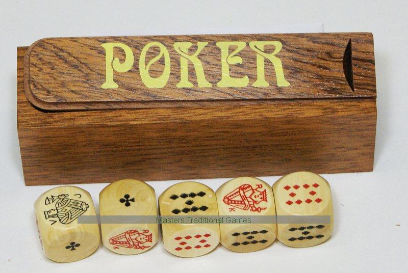 Poker dice ebay