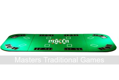 Large Folding Poker Table Top