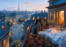 An Evening in Paris 1000 piece Jigsaw Puzzle