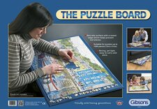 The Puzzle Board - Jigsaw Puzzle Tray