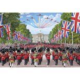 Trooping the Colour 500 Piece Jigsaw Puzzle