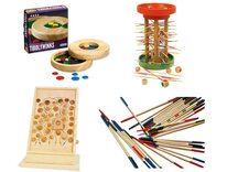 Table-top Dexterity Games