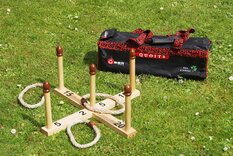 Quoits with a Canvas Carry Bag