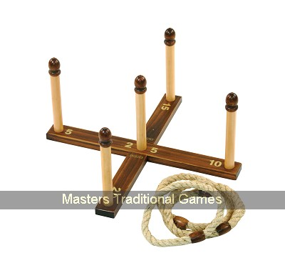 Jaques Original Compact Quoits