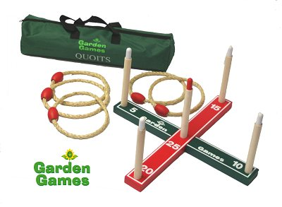 Garden Games Quoits in a zip bag