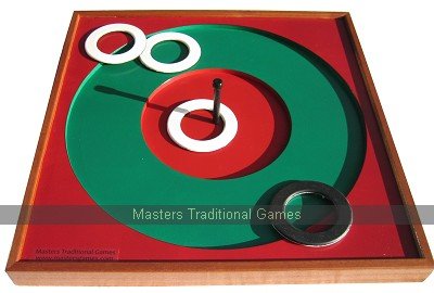 Indoor Quoits - Regulation