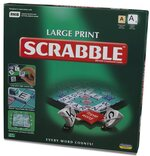Scrabble - Large print (English version)