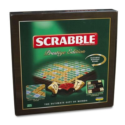 Scrabble - Prestige Edition (English version)
