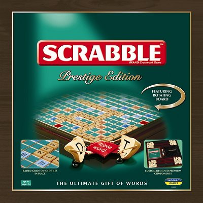 Scrabble - Prestige Edition