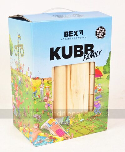 Bex Kubb Family -  Birchwood