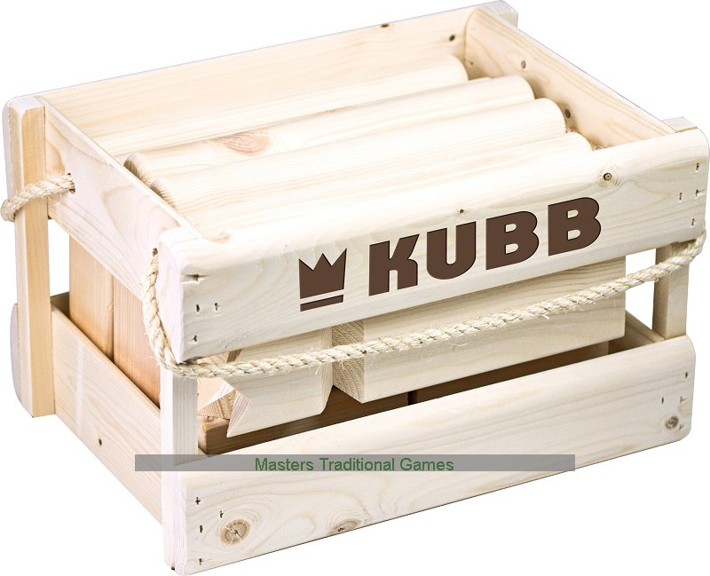 instructions on how to play kubb