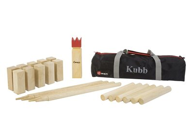 Uber Games Kubb - Mango wood