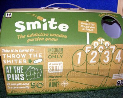 Smite 2015 - in weatherproof Bag