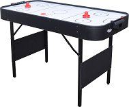 Gamesson Shark Folding Air Hockey Table - White, 4 Foot