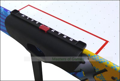 4ft Whirlwind Air Hockey Table