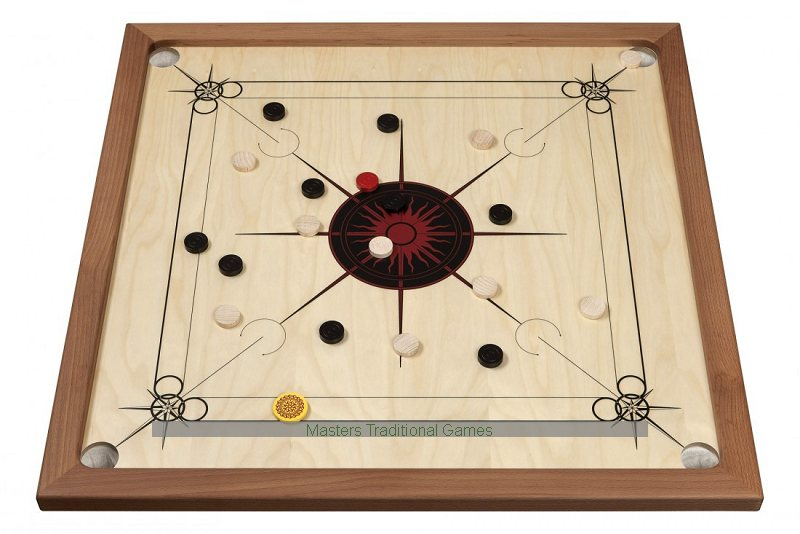 The Rules of Carrom or Karom