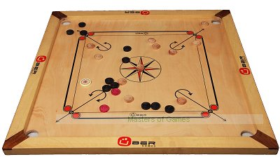Uber Games Carrom