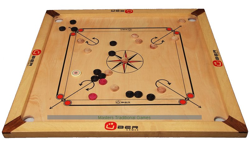 Carrom Boards Tournament Boards From India