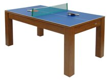 Gamesson Mars Deluxe Multi-games Table - 3 In 1