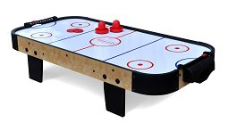 Gamesson 3ft Buzz Air Hockey Game - battery powered