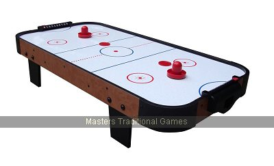 Gamesson Air Hockey Table Wasp II - mains powered
