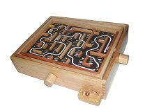 Maze & Labyrinth Games (including Toptafel)