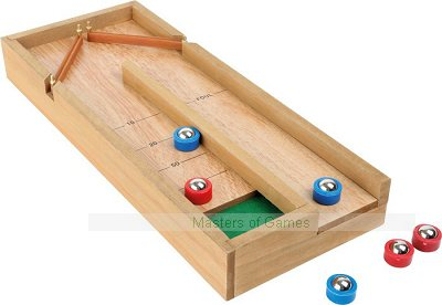 Mini Shuffleboard Table Game