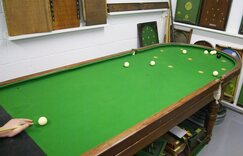 Cushion Rubber for Old English Bagatelle Tables